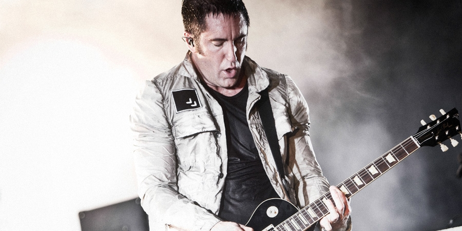 Trent Reznor is having a second life as a film composer